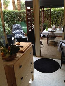 Photo for Croisette 1 minute walk 1BR/1BA luxury apartment with terrace