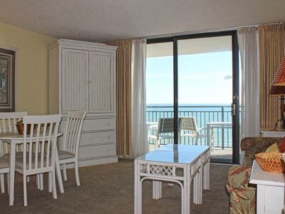Comfortable Myrtle Beach Oceanfront Condo* 11th Floor* Fits up to 6 Guests!