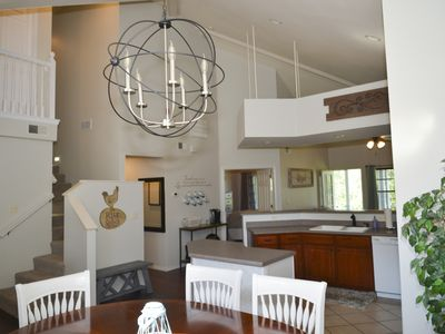 Photo for Fall pricing! Penthouse condo with AMAZING location 6 mi to SDC . Indoor pool.