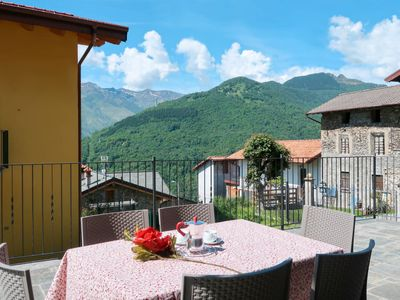 Photo for Apartment Casa Misi (GRV422) in Gravedona - 5 persons, 1 bedrooms