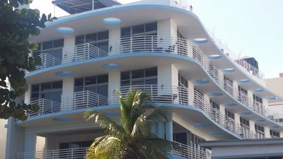 Photo for Oceanfront Condo Suite w/Direct Beach View & Balcony - Ocean Drive - South Beach