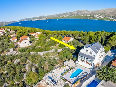 Photo for Holiday home Neven, (15745), Okrug Donji, island of Ciovo, Croatia