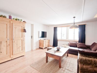 Photo for 2BR apartment with view for skiers, hikers and Jungfrau visitors (up to 5)