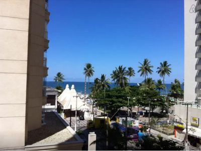 Photo for GUARUJA APARTMENT LEASE WITH SEA VIEW WITH GOURMET BALCONY