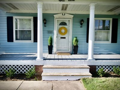 Photo for Great 3 BR Home walking distance to Notre Dame