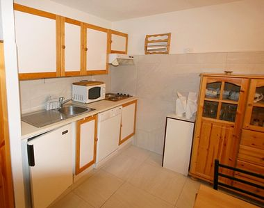Photo for Studio Type A1, 2 people, 32m2, ideally located in the heart of the resort. Entrance hall, 1 living
