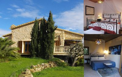 Photo for idyllic finca, close to the beach, quiet for families and individual holiday makers, Wi-Fi