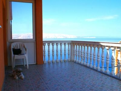 Photo for Holiday apartment Senj for 4 - 5 persons with 2 bedrooms - Holiday apartment
