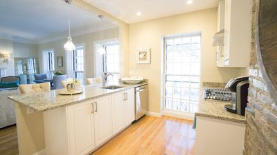 Photo for Renovated 2BR | 1.5BA on Charles St