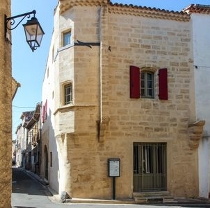 Photo for Charming medieval house between Pézenas and the Mediterranean
