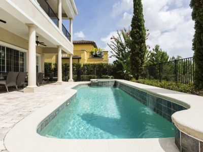 Photo for You have Found the Perfect Villa with a beautiful Private Pool, Orlando Villa 1531