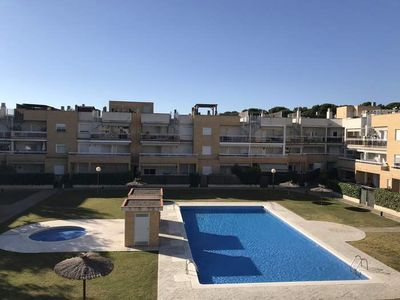Photo for Castell de Tamarit - Two Bedroom Apartment, Sleeps 5
