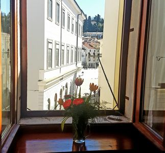Photo for Piran Old Town Apartment Near Sea 1, Roof Terrace (shared), steps to the Beach