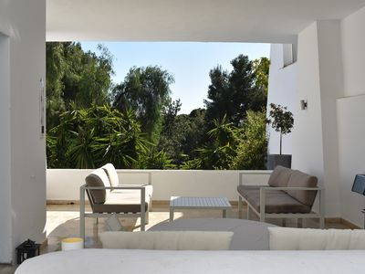 Photo for Gorgeous house in Marbella, Rio Real, Costa del Sol