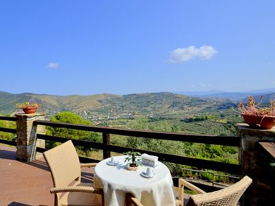 Photo for Villa Celidonia: A characteristic and welcoming three-story villa surrounded by the greenery, with Free WI-FI.