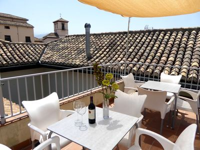 Photo for Holiday apartment Granada for 1 - 3 persons - Holiday apartment