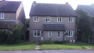 Photo for Beautiful house in an idilic village on the jurassic coast, Dorset,