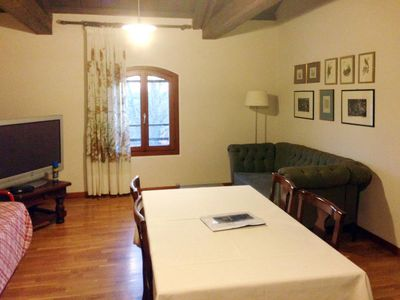 Photo for Apartment Agriturismo Rechsteiner (ODZ152) in Oderzo - 4 persons, 2 bedrooms