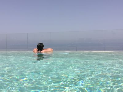 Photo for Wonderful house in Sicily (Cefalu') - Infinity swimming pool and amazing view