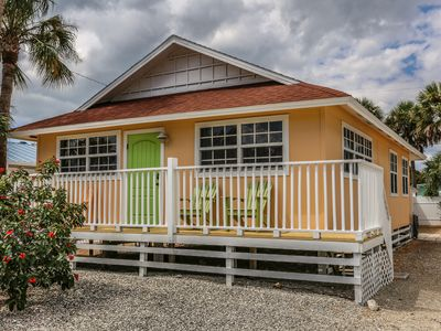 Photo for Remodeled Affordable Home Steps to the Beach