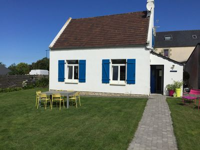 Photo for Beautiful fisherman house in the heart of Roscoff