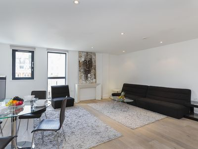 Photo for SPACIOUS FLAT IN THE CITY CENTRE – COVENT GARDEN – CHARING CROSS – THE STRAND
