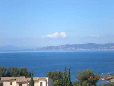 Photo for Boulouris panorama rent bastidon