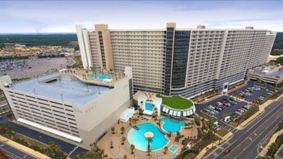 Photo for Incredible Laketown Wharf The Ultimate Vacation Resort In Panama City