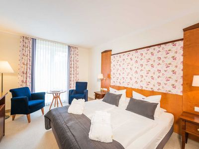 Photo for Standard double room - Bel Air Hotel beach Glowe