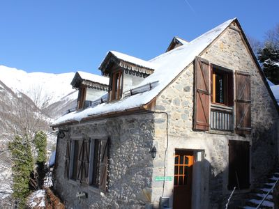 Photo for Chalet Cauterets, 11 people, 4 bedrooms 200m from the center, 400m from the ski lift