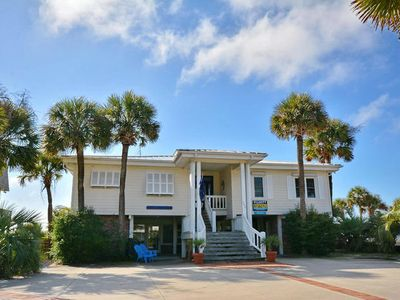 Photo for Palmettos, 5 BR, 5.5 BA Beautiful Ocean Front home in Ocean Drive