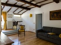 A beautiful apartment in the centre of Marradi.