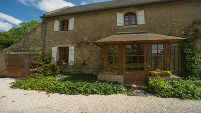 Photo for 2BR Cottage Vacation Rental in Monfréville, Normandie