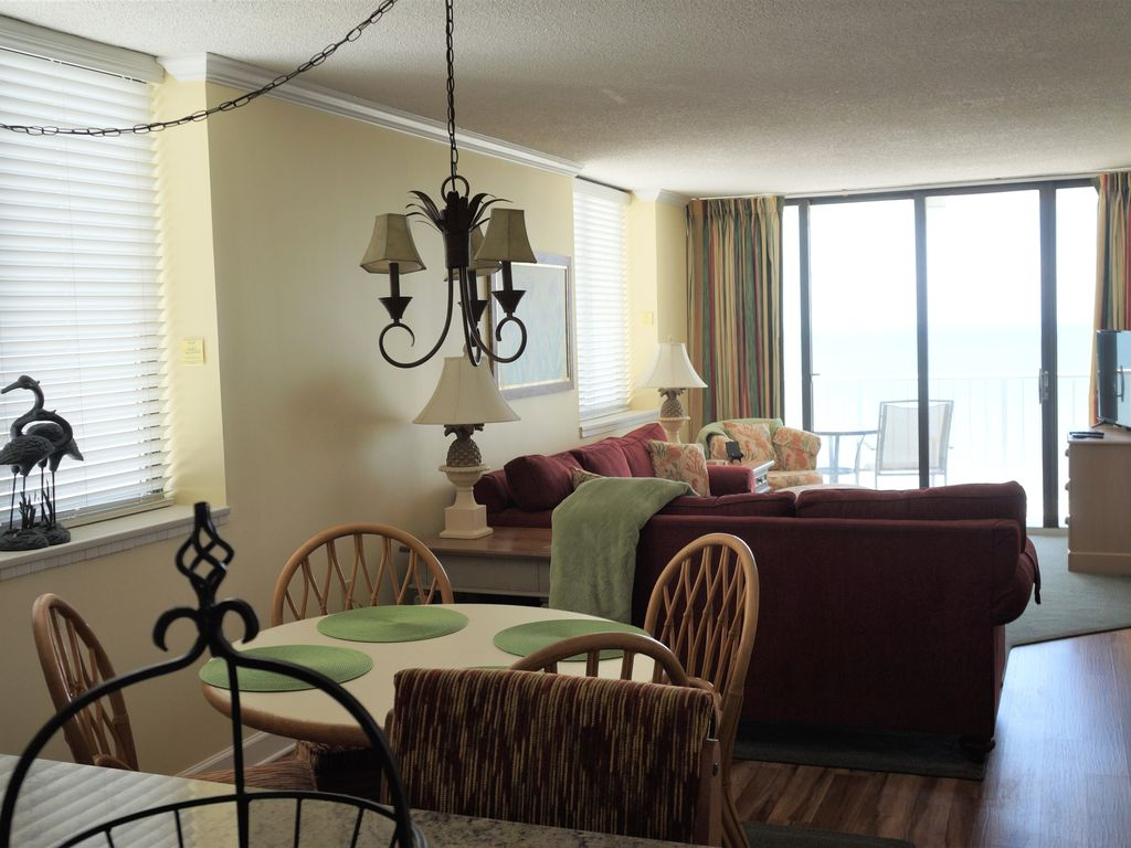 Myrtle Beach Condo Al Ious End Unit Lots Of Light From Extra Windows