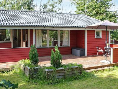 Photo for Spacious Holiday Home in Hovedstaden on Beach