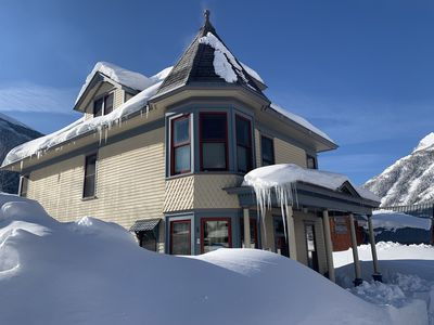 Photo for A Perfect Landmark Victorian in the Heart of Town