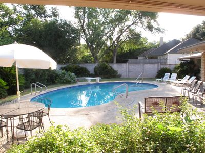 Photo for In-Ground pool, hot tub, lg kit/fam rm, Game Rm w/Pool, air hockey, shufflebd!