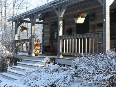 Photo for 2BR Cabin Vacation Rental in Harshaw, Wisconsin