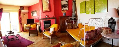 Photo for 2BR House Vacation Rental in Aups, Provence-Alpes-Côte-D'Azur