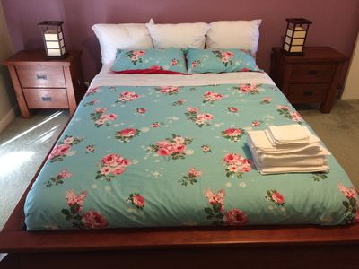 Photo for Comfy home 15 min from Perth city
