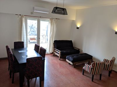 Photo for Big and Luminous vintage apartment in Palermo Soho (renovated!) 7pax
