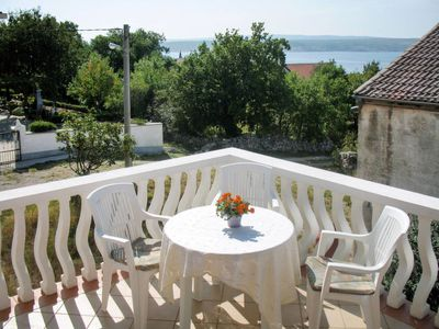 Photo for Apartment Haus Ivka (SRD400) in Starigrad-Paklenica - 4 persons, 1 bedrooms