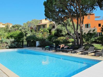 Photo for One bedroom Apartment, sleeps 2 in Calvi with Air Con and WiFi