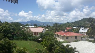 Photo for 2BR Apartment Vacation Rental in les trois ilets, martinique
