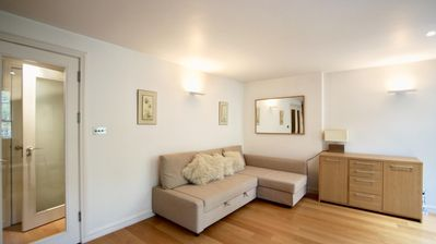 Photo for Lexham Gardens 5 apartment in Kensington & Chelsea with WiFi & lift.