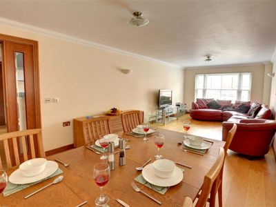 Photo for Apartment York Mansions in Ramsgate - Broadstairs - 8 persons, 4 bedrooms