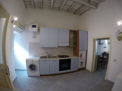 Photo for 1BR Apartment Vacation Rental in Palermo