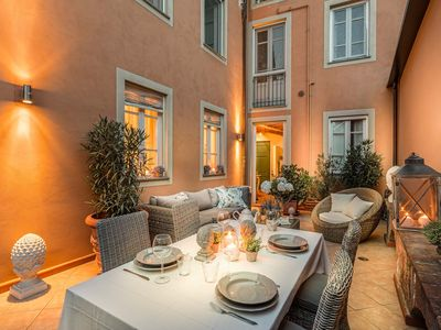 Photo for 2BR Apartment Vacation Rental in lucca, tuscany