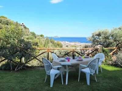 Photo for Apartment Leoma (AAO120) in Alassio - 4 persons, 1 bedrooms