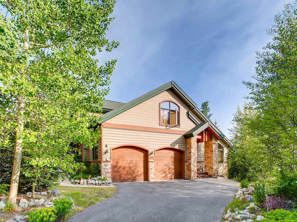 5br 4 5ba frisco house with theater room vrbo for Frisco colorado cabin rentals